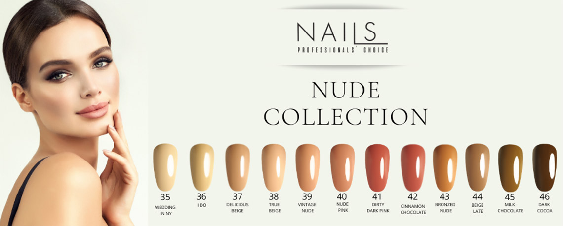 nude collection cover image